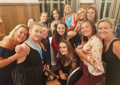 IMG-c and e team winners