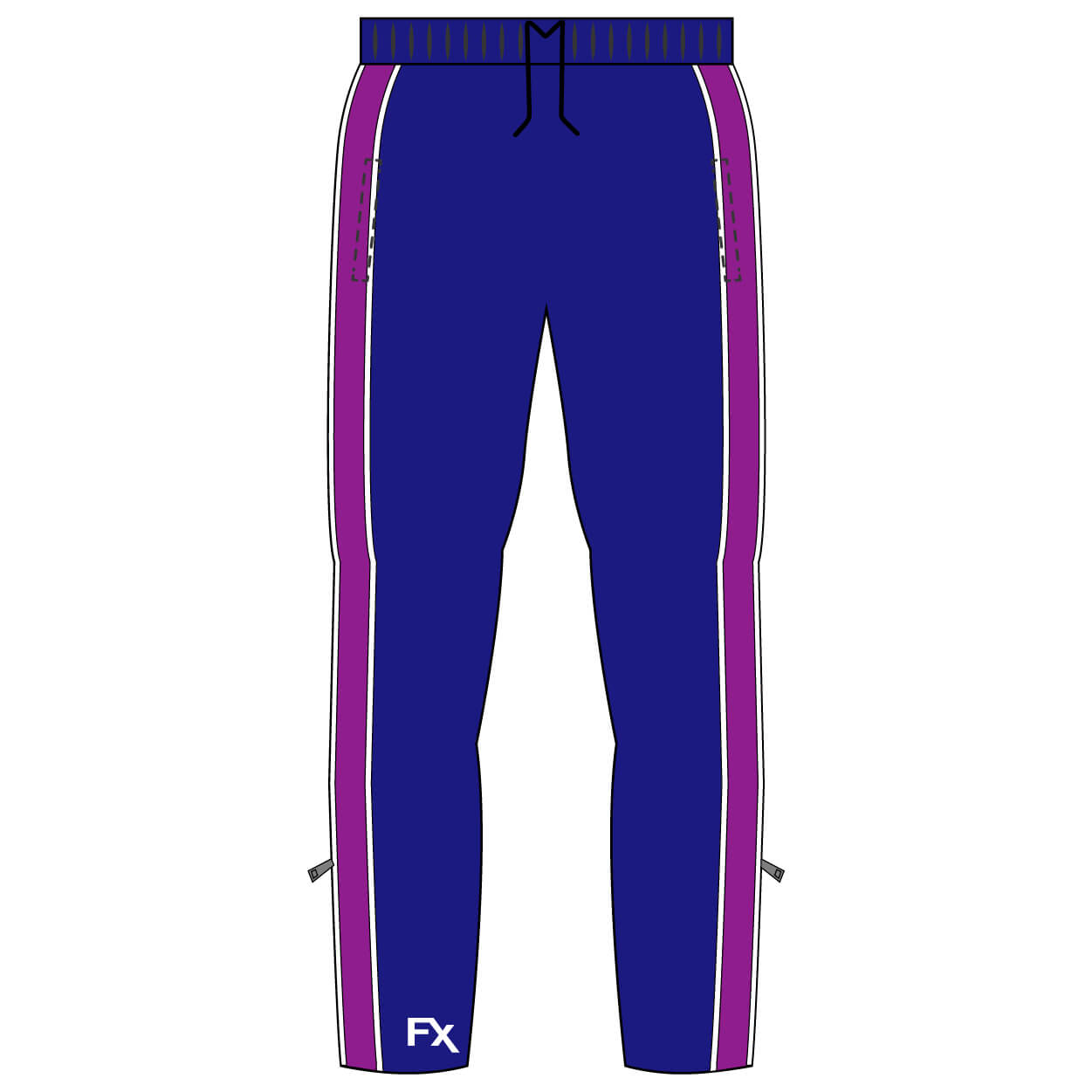roundwood netball club_Tracksuit Bottoms