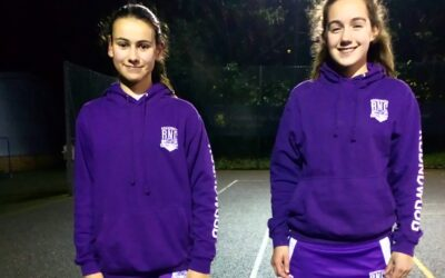 Liv and Penny are selected for the Surrey County Academy squad
