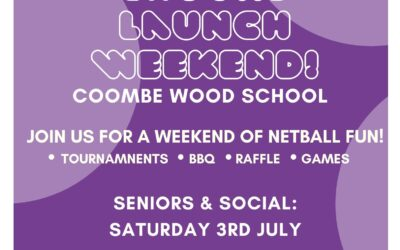New home ground launch weekend @ Coombe Wood School